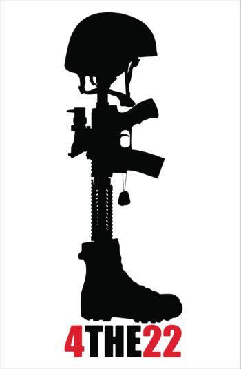 4THE22 Logo Rectangle